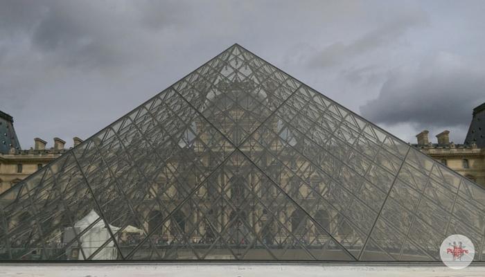 Louvre Museum #100Days100Destinations
