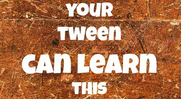 6 Awesome Tricks Your Tween Can Learn This Summer