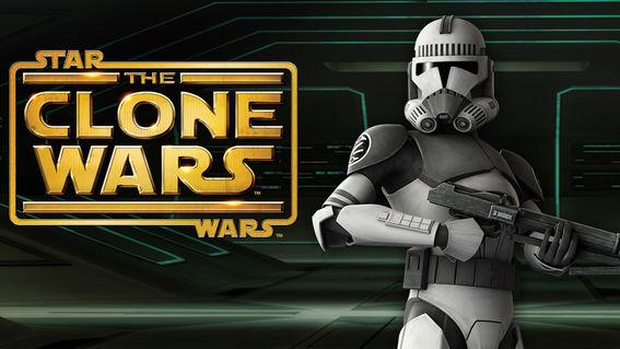 The Clone Wars - now on Netflix!