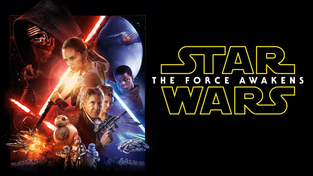 Star Wars Episode 7 Now on Netflix!!