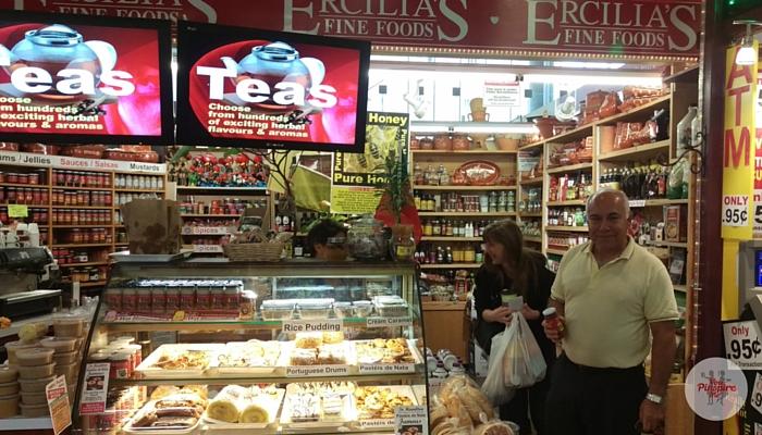 Ericilla's Fine Foods, Hamilton Farmer's Market