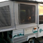 Tent Trailer Modifications