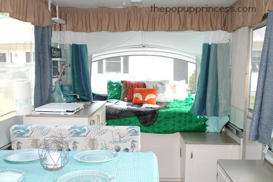 Pop up camper remodel ideas