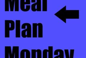 Meal Planning Week 3