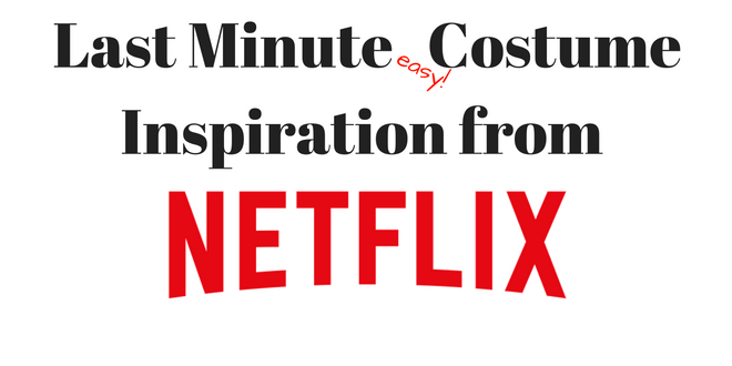 Crazy Easy Last Minute Halloween Costume Ideas That Won't Cost a Mint #StreamTeam