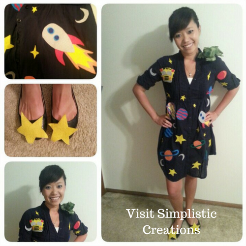 Miss Frizzle Costume - Easy Last Minute Costumes