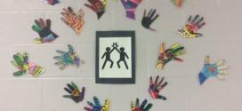 Grade 1 Hand Art