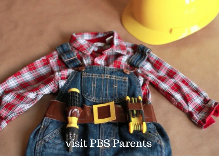 Bob the Builder Costume - Easy  Halloween Costume