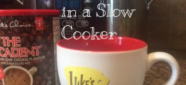 Hot Chocolate in a Slow Cooker – so EASY!