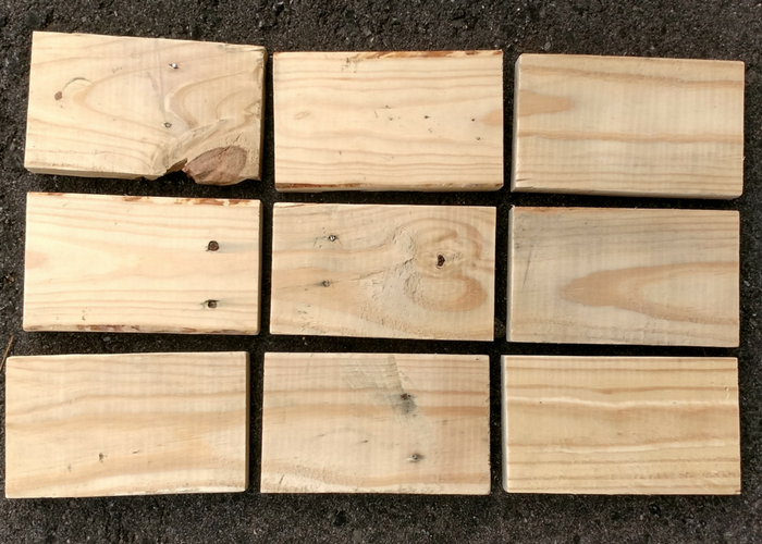 How to Age Pallet Wood