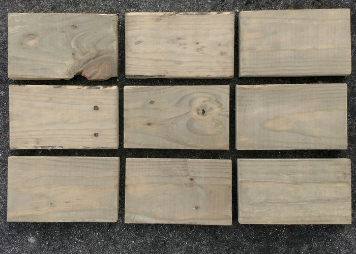 How to Age Pallet Wood with Vinegar