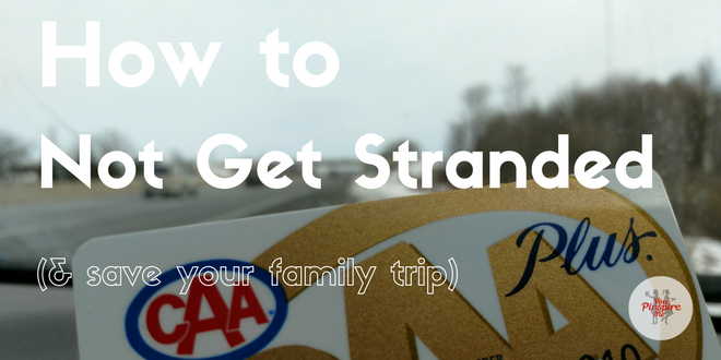 How to Not Get Stranded on a Road Trip