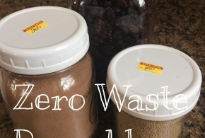 Reusable Containers at Bulk Barn – No More Plastic!