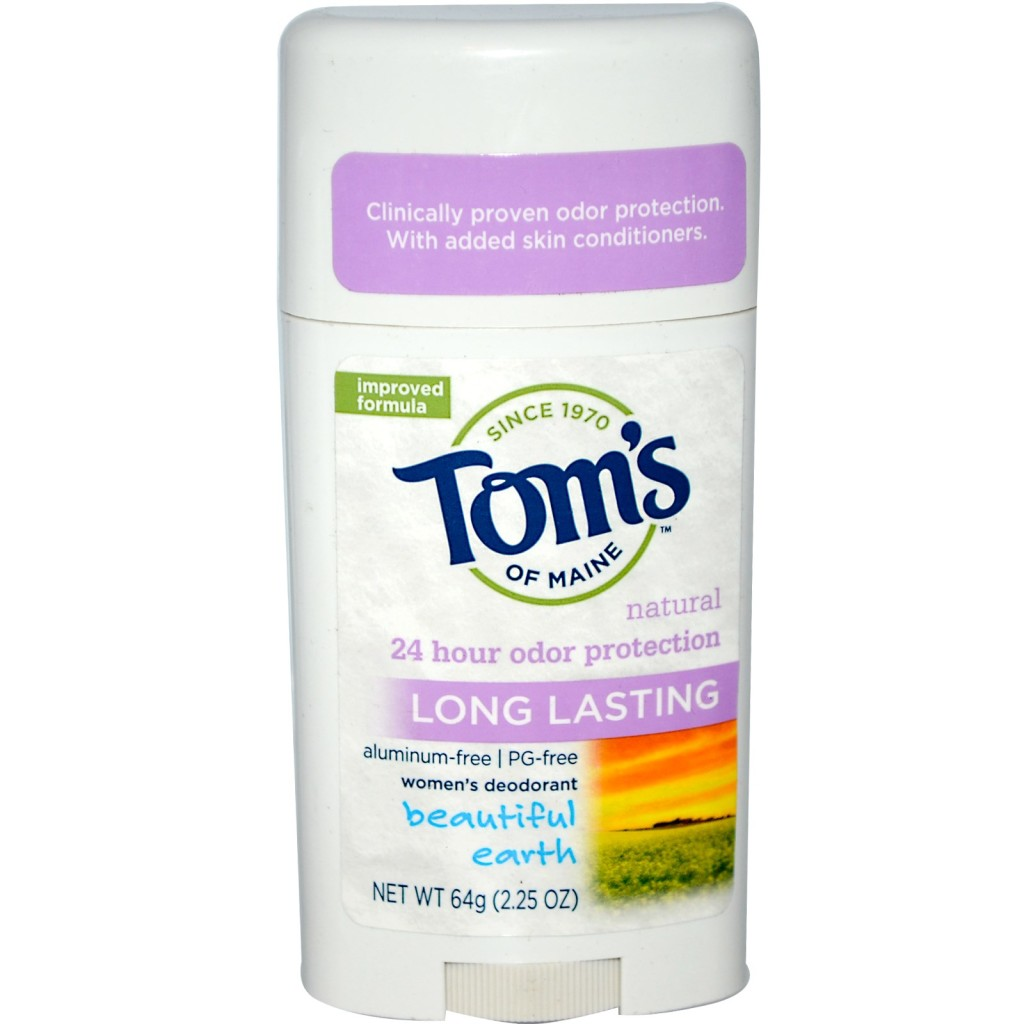 Tom's Deodorant Review