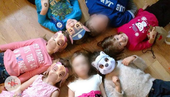 Free PAW Patrol printable masks!