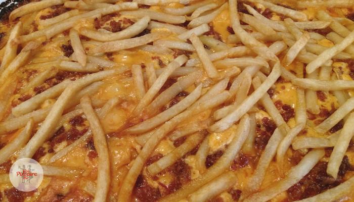 Cheeseburger & Fries Casserole