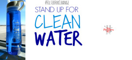 Stand Up for Clean Water! March 22 is World Water Day #FilterForGood