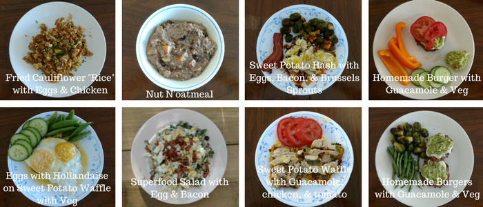 Whole30 Compliant Meals