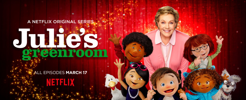 Julie's Greenroom on Netflix