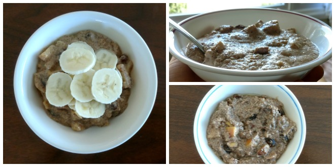 Nutmeal is a grain free protein packed oatmeal replacement! N'Oatmeal