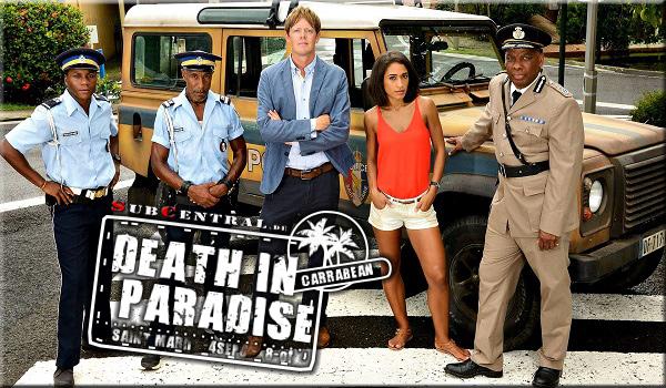 Watch Death in Paradise on Netflix