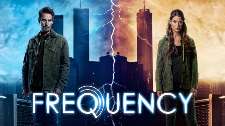 Frequency TV show on Netflix Canada