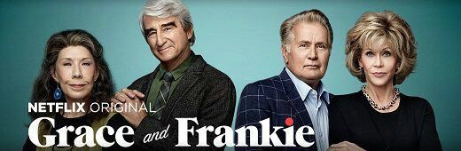 Grace and Frankie on Netflix Canada