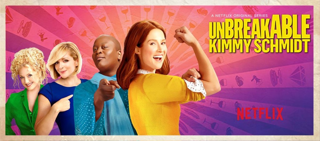 Unbreakable Kimmy Schmidt on Netflix Canada